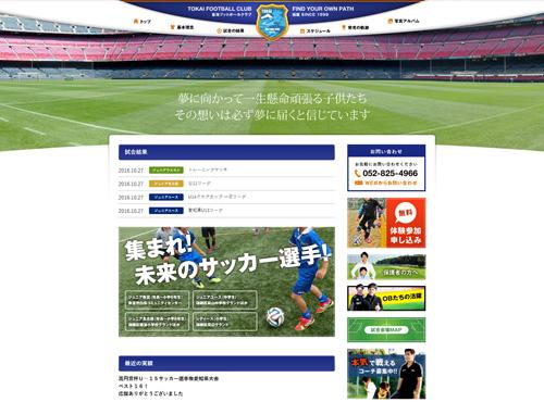 東海フットボールクラブ(東海FC)