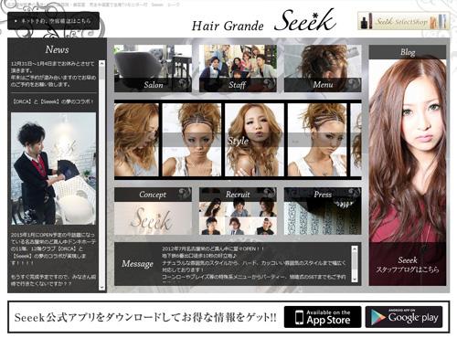 Hair Grande Seeek